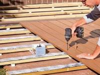 Decking / Cladding: Traditional Decking System