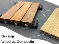 Decking: wood or composite? What's best for Singapore Weather?